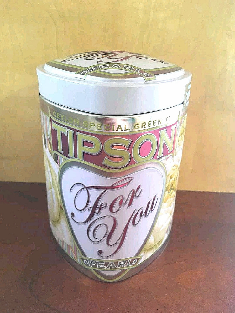 TIPSON Green For You Pearl plech 75g