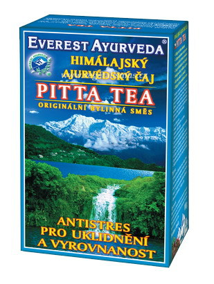PITTA TEA čaj ajurvéda
